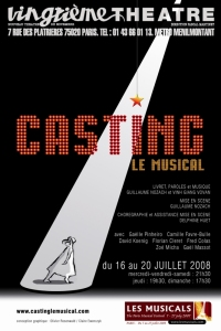 Casting - le musical